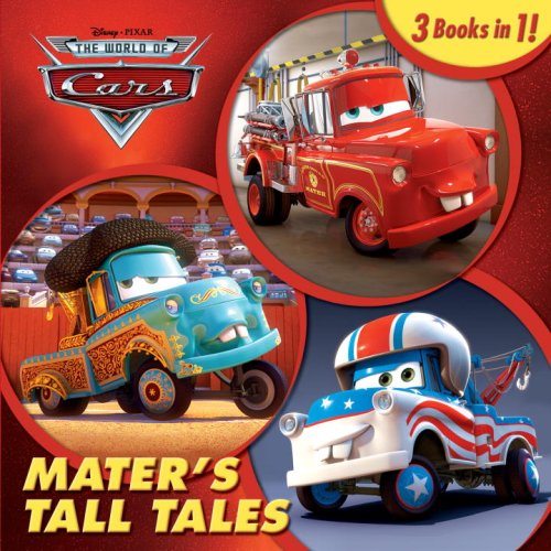 9780736426381: Mater's Tall Tales (Cars Toon)