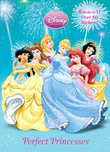 9780736426411: Perfect Princesses (Disney Princess (Random House Paperback))