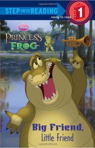 9780736426442: Big Friend, Little Friend (Disney Princess) (Step into Reading)