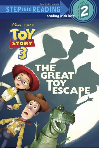 9780736426626: Toy Story 3: The Great Toy Escape (Step Into Reading. Step 2)