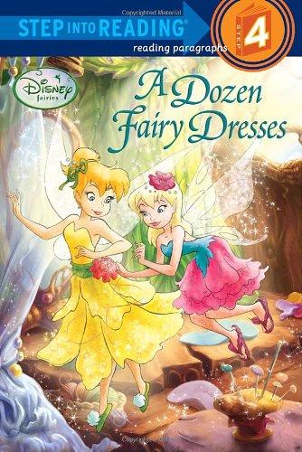 9780736426633: A Dozen Fairy Dresses (Disney Fairies)