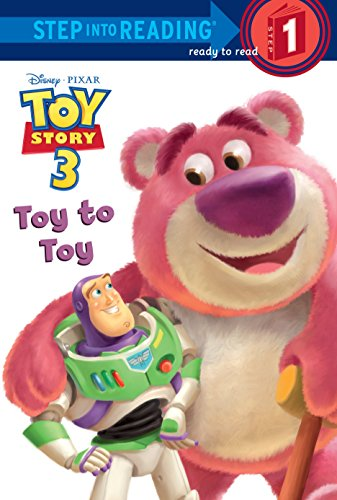 9780736426657: Toy Story 3: Toy to Toy (Step Into Reading. Step 1)