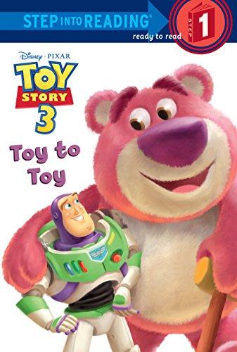 9780736426657: Toy to Toy (Disney/Pixar Toy Story 3) (Step into Reading)
