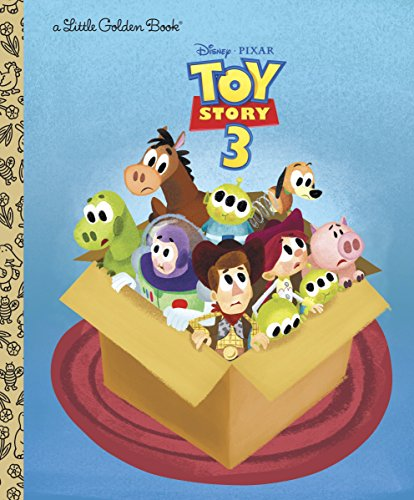 cover of the book, Toy Story 3.