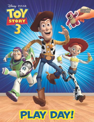 9780736426725: Toy Story 3: Play Day!