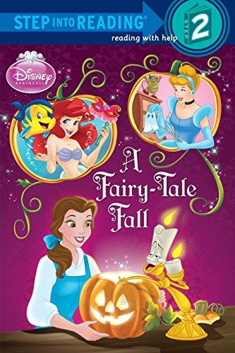 9780736426749: Disney Princess: A Fairy-Tale Fall (Step Into Reading. Step 2)
