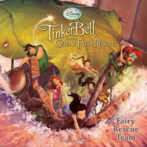 Fairy Rescue Team (Disney Fairies) (Pictureback(R)): Disney, RH
