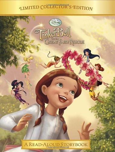 9780736426763: Tinker Bell and the Great Fairy Rescue (Disney Read-Aloud Storybook)