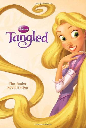 Tangled: The Junior Novelization (Disney Tangled): Irene Trimble
