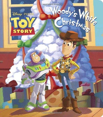 9780736426824: Woody's White Christmas (Disney Pixar Toy Story)