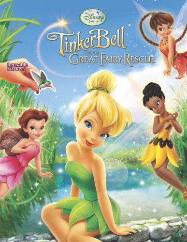 9780736426831: Tinker Bell and the Great Fairy Rescue (Disney Fairies)