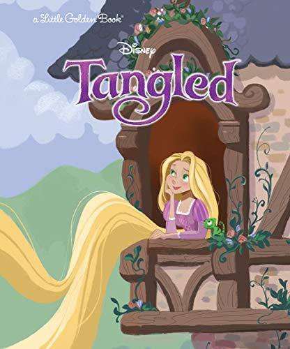 9780736426848: Tangled (Little Golden Books)