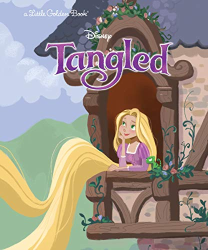 9780736426848: Tangled (Disney Tangled) (Little Golden Book)