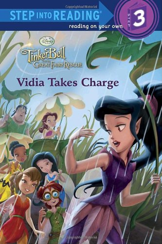 9780736426862: Vidia Takes Charge (Disney Fairies) (Step into Reading)