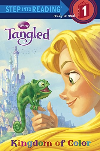 9780736426879: Tangled: Kingdom of Color (Step Into Reading. Step 1)