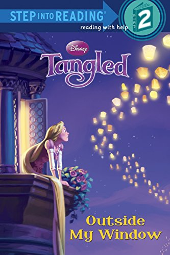 9780736426886: Outside My Window (Disney Tangled) (Step into Reading)