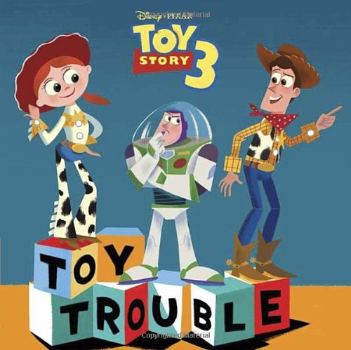 9780736427067: Toy Story 3: Toy Trouble