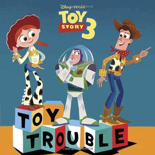 9780736427067: Toy Trouble (Disney/Pixar Toy Story 3) (Pictureback(R))