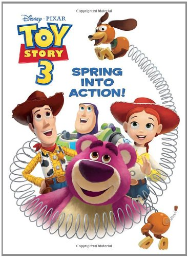 9780736427074: SPRING INTO ACTION!