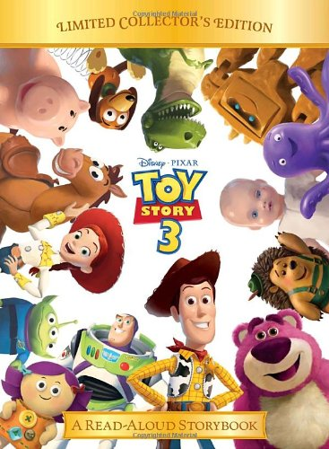 9780736427098: Toy Story 3 (Disney/Pixar Toy Story 3) (Read-Aloud Storybook)