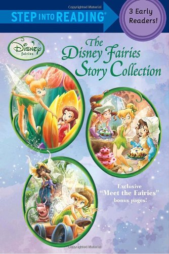 9780736427104: The Disney Fairies Story Collection (Step Into Reading)