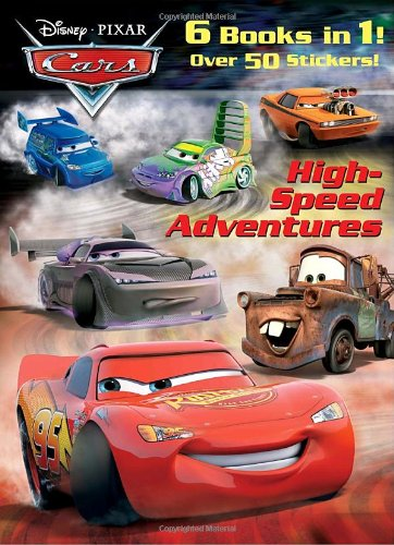9780736427128: High-Speed Adventures (Disney/Pixar Cars)