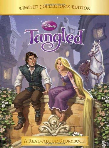 Tangled (Disney Tangled) (Read-Aloud Storybook): Peymani, Christine