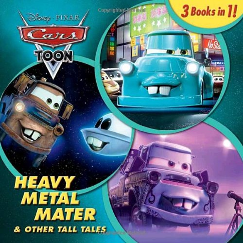 9780736427227: Heavy Metal Mater and Other Tall Tales (Disney/Pixar Cars)