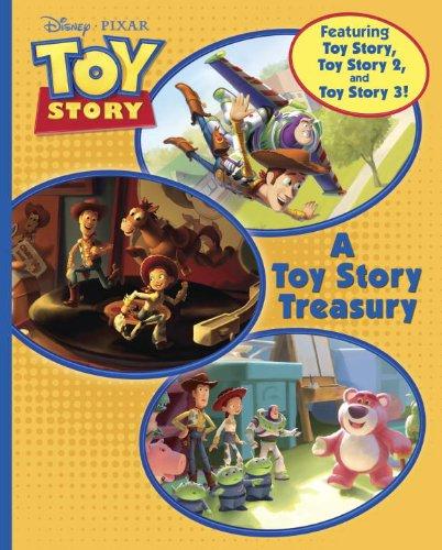9780736427258: A Toy Story Treasury (Disney/Pixar Toy Story)