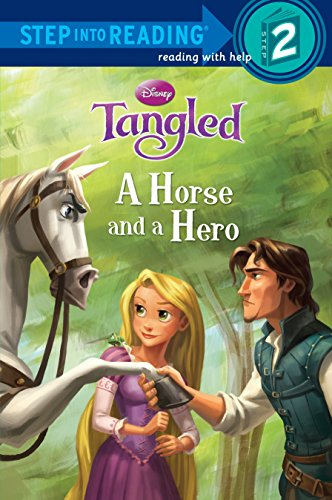 9780736427463: A Horse and a Hero (Disney Tangled) (Step into Reading)