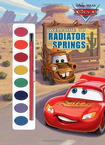 9780736427494: Welcome to Radiator Springs