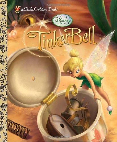 9780736427616: Tinker Bell (Little Golden Books)
