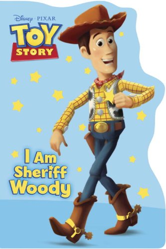 9780736427708: I AM SHERIFF WOODY-S