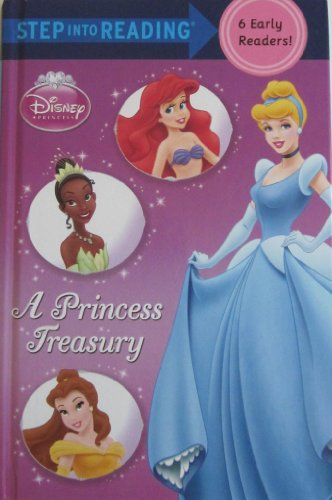 9780736427722: A Princess Treasury (Step into Reading) by Disney (2010) Hardcover