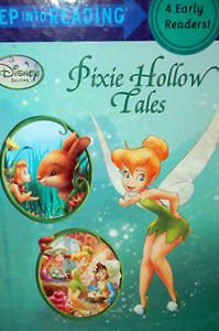 9780736427739: Disney Fairies Pixie Hollow Tales- Step Into Reading 4 Early Readers