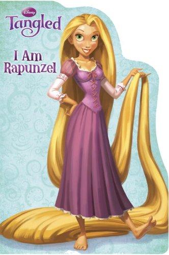 9780736427760: I AM RAPUNZEL-SHAPED