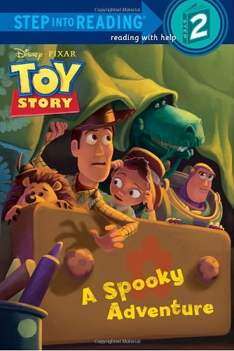9780736427777: Toy Story: A Spooky Adventure (Step Into Reading. Step 2)