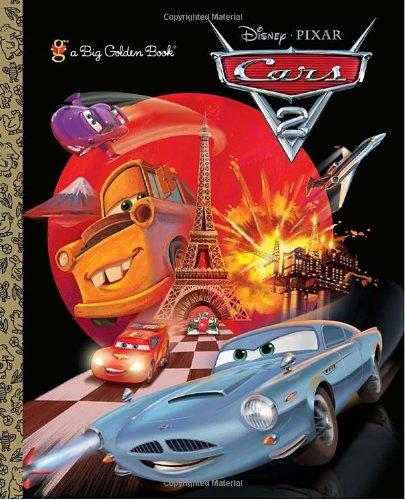 9780736427807: Cars 2 Big Golden Book (Disney/Pixar Cars 2)