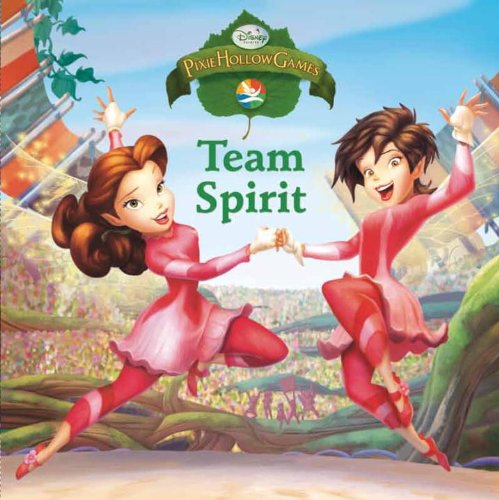 9780736427890: Team Spirit (Disney Fairies) (Pictureback(R))