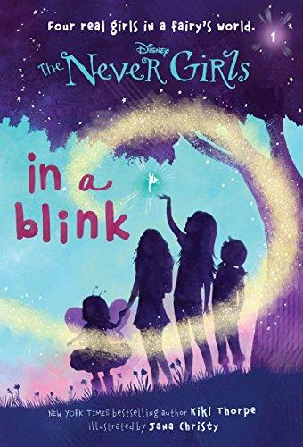 9780736427944: Never Girls #1: In a Blink (Disney: The Never Girls)