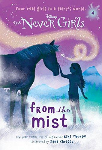 9780736427975: Never Girls #4: From the Mist (Disney: The Never Girls)
