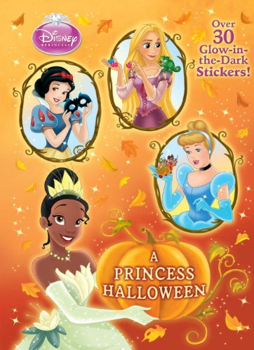 9780736428026: A Princess Halloween (Disney Princess)