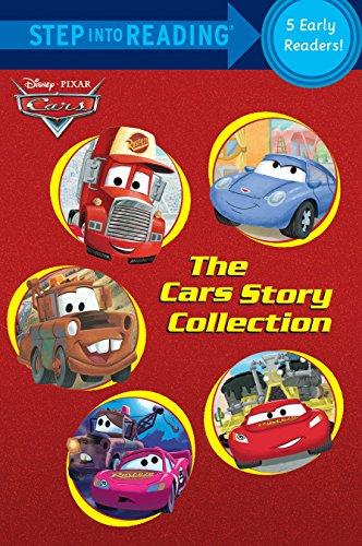 9780736428132: Five Fast Tales (Disney/Pixar Cars) (Step into Reading)