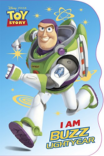 9780736428217: I Am Buzz Lightyear (Disney/Pixar Toy Story)