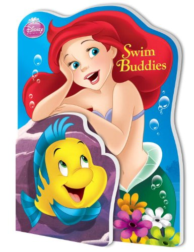 Swim Buddies (Disney Princess) (Big and Little Board Book) (0736428305) by Andrea Posner-Sanchez