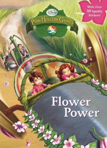 9780736428354: Flower Power (Disney Fairies)