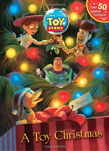 9780736428422: A Toy Christmas (Disney/Pixar Toy Story)