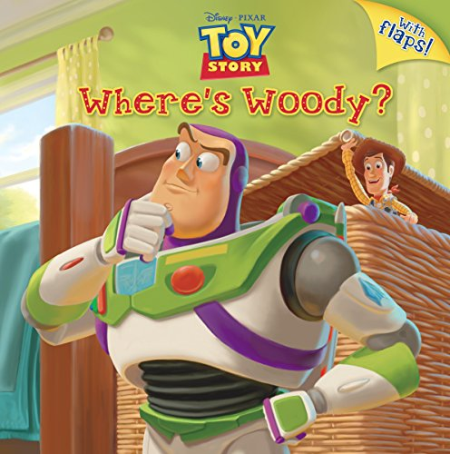 9780736428507: Where's Woody? (Disney/Pixar Toy Story) (Pictureback(R))