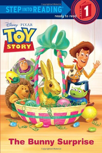 9780736428576: The Bunny Surprise (Disney/Pixar Toy Story) (Step into Reading)