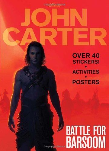 9780736428743: John Carter